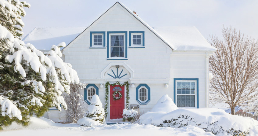 How to sell a home fast in winter.